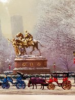 Central Park South 2006 Limited Edition Print by Alexander Chen - 5