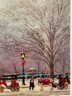 Central Park South 2006 Limited Edition Print by Alexander Chen - 6