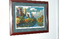 Central Park Fall Limited Edition Print by Alexander Chen - 2