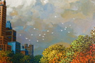 Central Park Fall Limited Edition Print by Alexander Chen - 5