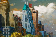 Central Park Fall Limited Edition Print by Alexander Chen - 4