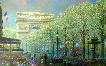 Arc De Triomphe 2003 Limited Edition Print - Alexander Chen