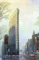 Chens 3 Great Cities 2004 Set of 3 Limited Edition Print by Alexander Chen - 1