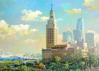 Chens 3 Great Cities 2004 Set of 3 Limited Edition Print by Alexander Chen - 2