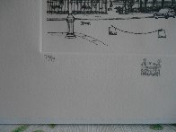 Notre Dame Winter Remarque 2008 Limited Edition Print by Alexander Chen - 4