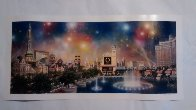 Las Vegas Panorama 2006 Limited Edition Print by Alexander Chen - 1