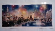 Las Vegas Panorama 2006 Limited Edition Print by Alexander Chen - 2