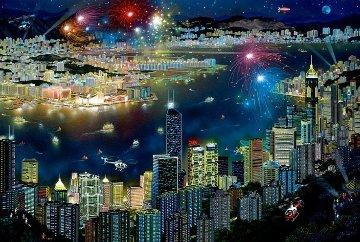 Hong Kong Artist AP 2003 Limited Edition Print by Alexander Chen