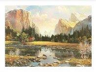 Yosemite Splendor 2009 Limited Edition Print by Alexander Chen - 1