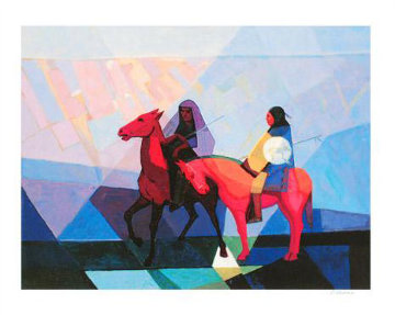 Where Time Stands Still  AP 2004 Limited Edition Print by Constantine Cherkas