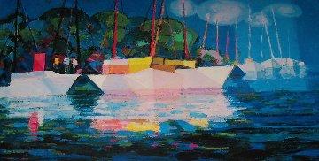 Fisherman's Wharf AP 2004 Limited Edition Print - Constantine Cherkas