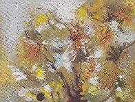 Autumn Alley 51x76 Super Huge Original Painting by Viktor Chernilevsky - 2