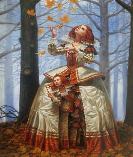 Enigma II 2016 Limited Edition Print - Michael Cheval