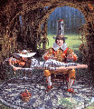 Imagine II Version II 2016 Limited Edition Print - Michael Cheval