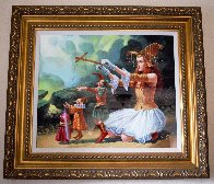 Evolution 2015 Limited Edition Print by Michael Cheval - 1