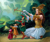 Evolution 2015 Limited Edition Print by Michael Cheval - 0