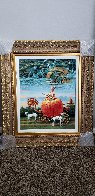 Time to Be a Queen 2016 Limited Edition Print by Michael Cheval - 1