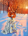 Love Hunter II 2015 Limited Edition Print - Michael Cheval