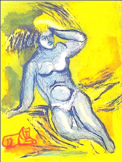 Mistero 2003 Limited Edition Print - Sandro Chia