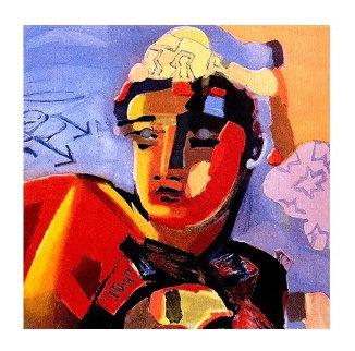 Raconto DI Primavera 01 2003 Limited Edition Print - Sandro Chia