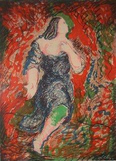 Il Trovatore 1984 Limited Edition Print - Sandro Chia