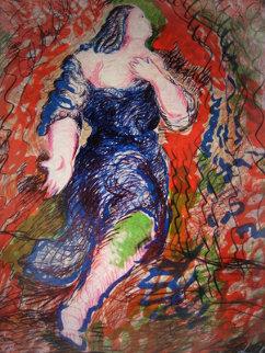 Il Trovatore From Metropolitan Opera II Suite 1984 Limited Edition Print by Sandro Chia