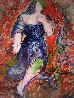 Il Trovatore From Metropolitan Opera II Suite 1984 Limited Edition Print by Sandro Chia - 0