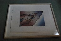 Voices from Song of Songs: My Dove in the Cleft of the Rocks 1999 Limited Edition Print by Judy Chicago - 1
