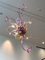 Fabulous - Untitled Glass Chandelier Sculpture 96 in Super Huge  Sculpture by Dale Chihuly - 1