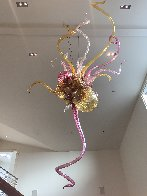 Fabulous - Untitled Glass Chandelier Sculpture 96 in Huge  Sculpture by Dale Chihuly - 10