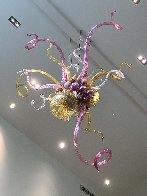 Fabulous - Untitled Glass Chandelier Sculpture 96 in Huge  Sculpture by Dale Chihuly - 11