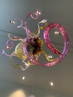 Fabulous - Untitled Glass Chandelier Sculpture 96 in Super Huge  Sculpture by Dale Chihuly - 3
