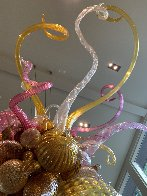 Fabulous - Untitled Glass Chandelier Sculpture 96 in Super Huge  Sculpture by Dale Chihuly - 4