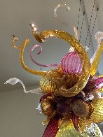 Fabulous - Untitled Glass Chandelier Sculpture 96 in Huge  Sculpture by Dale Chihuly - 6