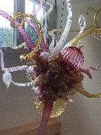Fabulous - Untitled Glass Chandelier Sculpture 96 in Super Huge  Sculpture by Dale Chihuly - 7