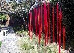 Reed Garden Installation  2008 Sculpture - Dale Chihuly