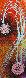 Ikebana Doppio 1998 60x42 Original Painting by Dale Chihuly - 0