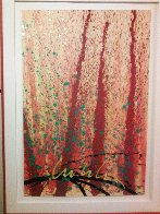 Red Spears 2000 Limited Edition Print by Dale Chihuly - 1