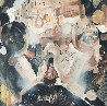 Untitled Painting  Original Painting by David Choe - 4
