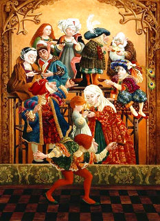 Sharing Our Light Limited Edition Print - James Christensen