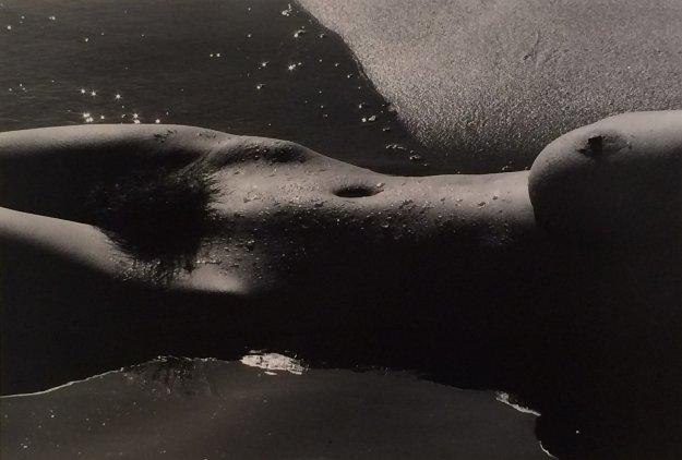 Nu De La Mer Photography by Lucien Clergue