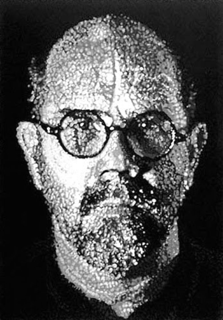 S.P. II 1997 Limited Edition Print by Chuck Close