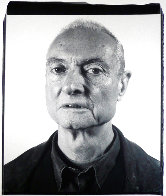 Roy I 1996 PP Limited Edition Print by Chuck Close - 1