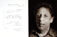 A Couple of Ways of Doing Something (Artist's Book of 25 Prints)  2003 Limited Edition Print by Chuck Close - 1