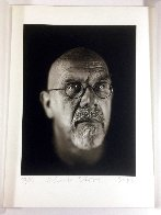 A Couple of Ways of Doing Something (Artist's Book of 25 Prints)  2003 Limited Edition Print by Chuck Close - 14