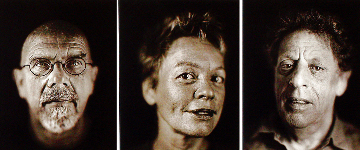 A Couple of Ways of Doing Something (Artist's Book of 25 Prints)  2003 Limited Edition Print by Chuck Close