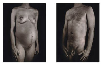 Untitled from Doctors of the World portfolio 2001 Limited Edition Print by Chuck Close