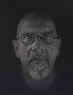 Self Portrait 2000 Limited Edition Print - Chuck Close