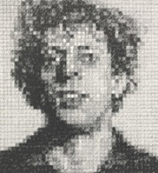 Phil 1976 Limited Edition Print by Chuck Close - 0