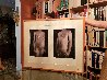 Untitled - Man / Woman (From Doctors of the World [Medecins Sans Frontieres] Portfolio 200 Limited Edition Print by Chuck Close - 4